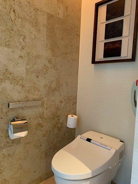 リッツ沖縄ーカバナトイレ