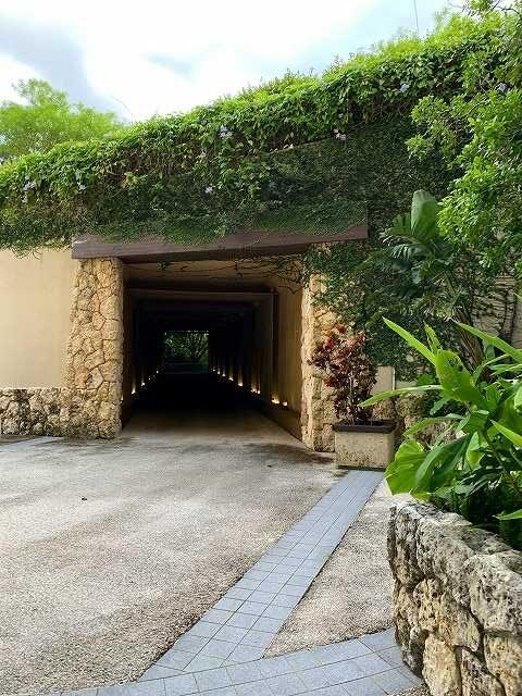 リッツ沖縄ースパ棟行き方3