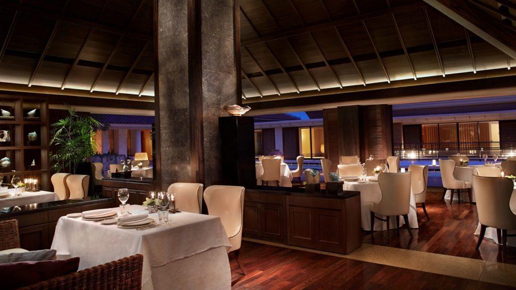 リッツカールトン 沖縄ーレストラン