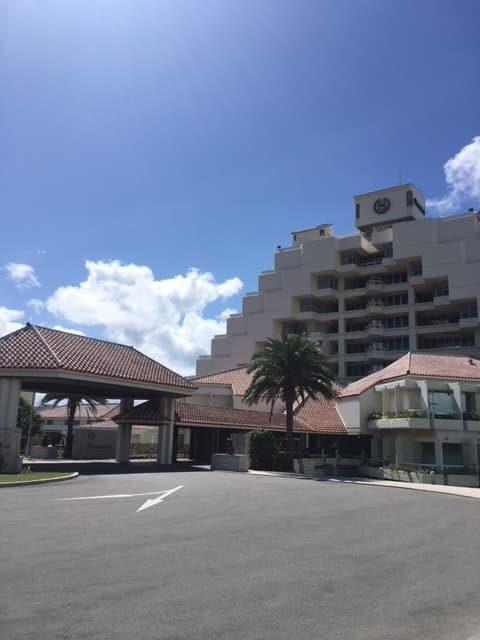 シェラトン沖縄サンマリーナリゾートー外観