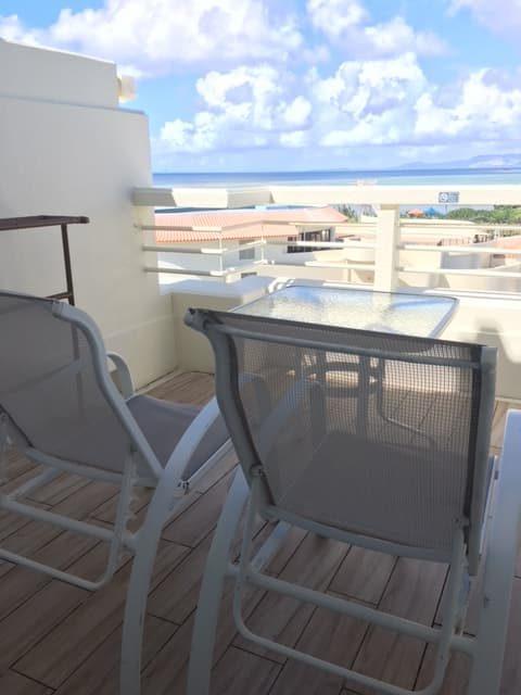 シェラトン沖縄サンマリーナリゾート-バルコニー