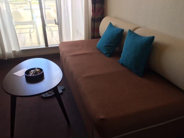 シェラトン沖縄サンマリーナリゾートーアップグレードお部屋2