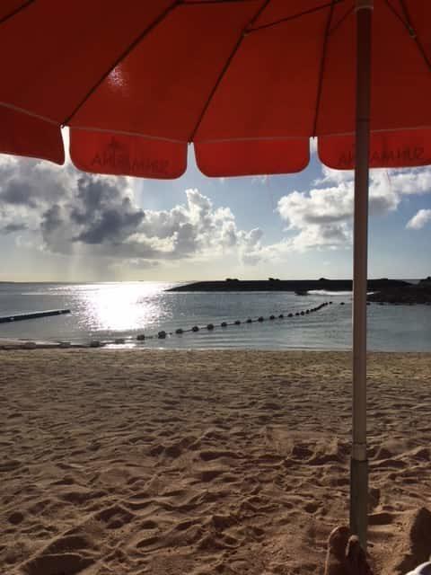 シェラトン沖縄サンマリーナリゾートービーチ