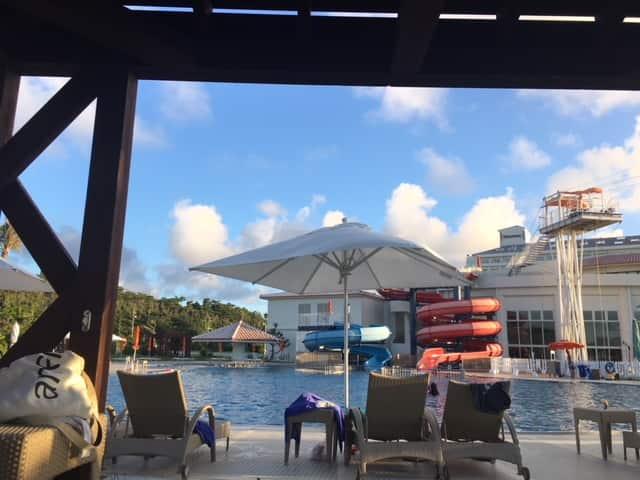シェラトン沖縄サンマリーナリゾートープール