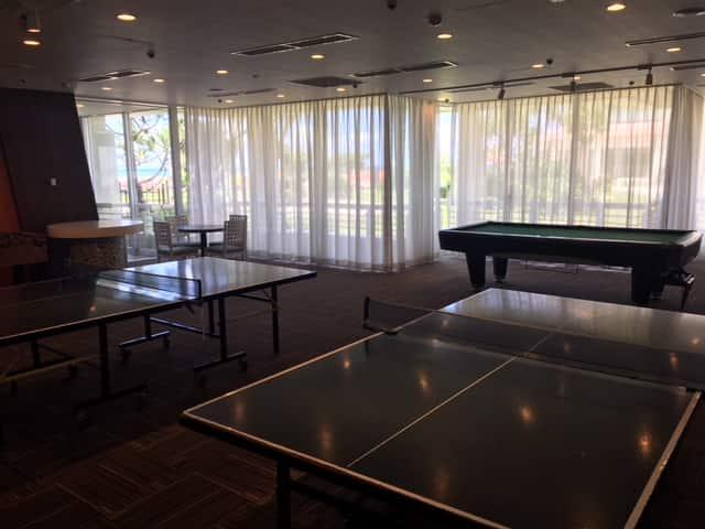 シェラトン沖縄サンマリーナリゾートー卓球