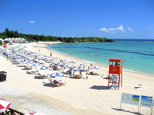 沖縄ホテル日航アリビラーニライビーチ