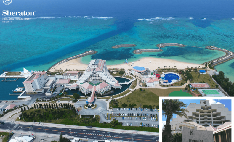 シェラトン沖縄サンマリーナリゾート無料宿泊記
