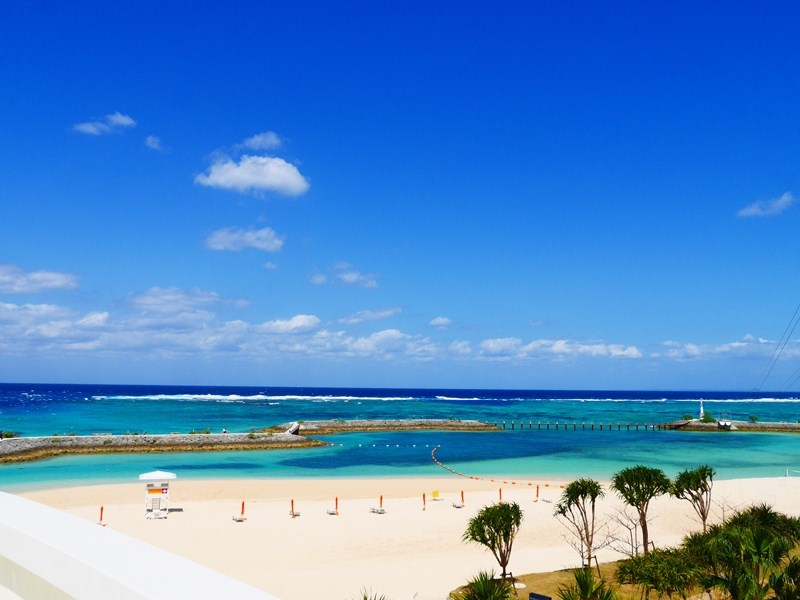 シェラトン沖縄サンマリーナリゾートービーチ2