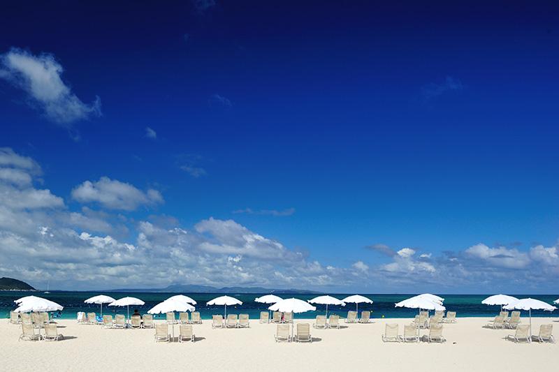 オクマプライベートビーチ&リゾートービーチ
