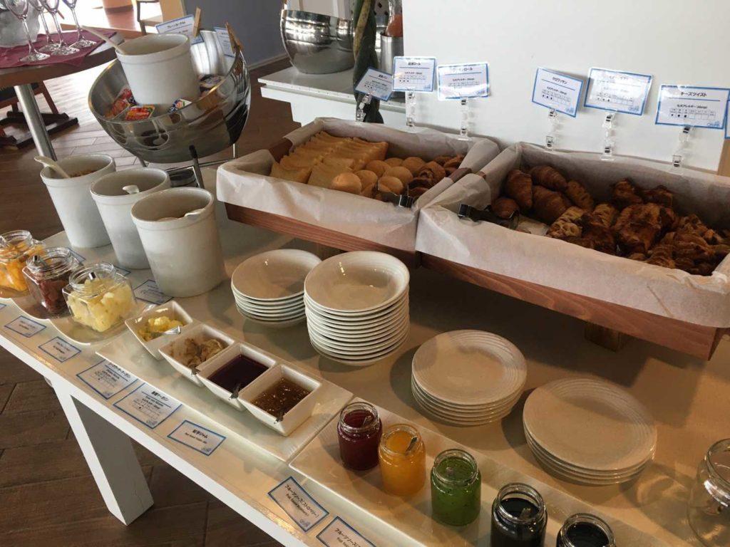 オクマプライベートビーチ&リゾートー朝食2