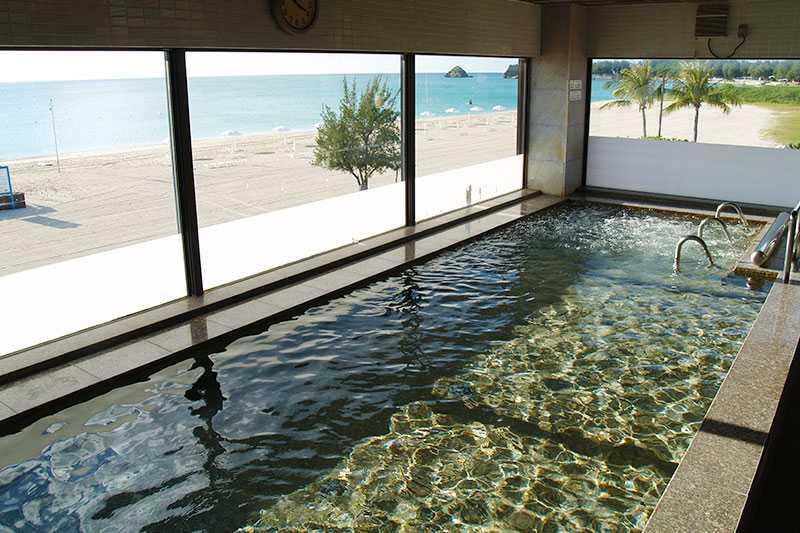 オクマプライベートビーチ&リゾートー大浴場