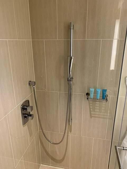 ハレクラニ沖縄シャワールーム
