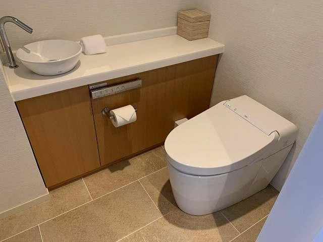 ハレクラニ沖縄トイレ