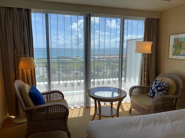 サザンビーチホテル-景色1