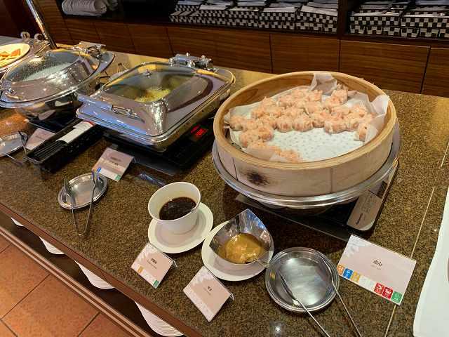 サザンビーチー夕食2-飲茶