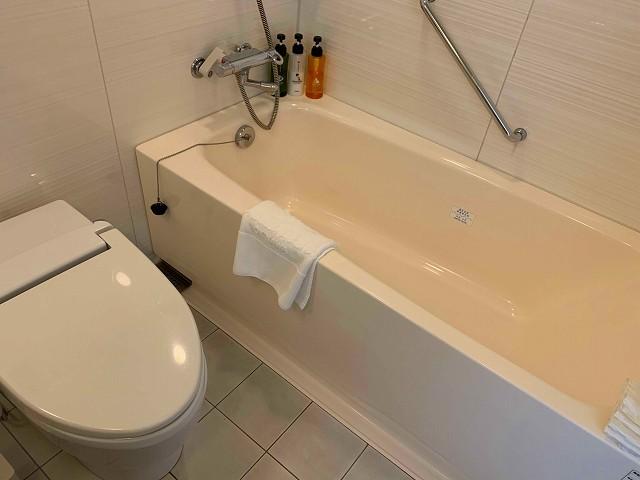 サザンビーチホテル-トイレ・ユニットバス