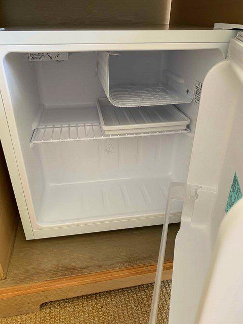 サザンビーチホテル-冷蔵庫内