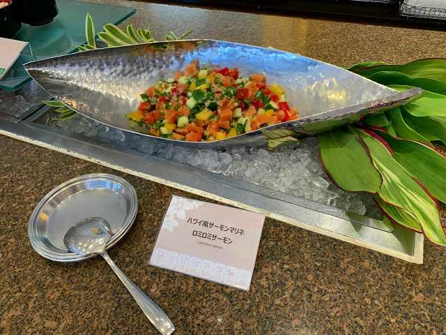 サザンビーチ-夕食3