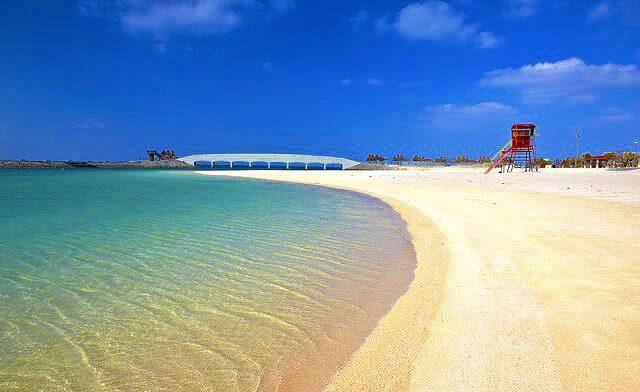 美々ビーチ-海岸