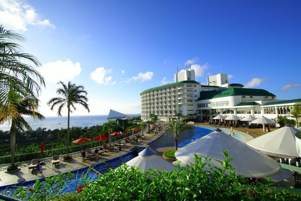 『番外編宿泊記』沖縄かりゆしビーチリゾート・オーシャンスパに泊まってみた!