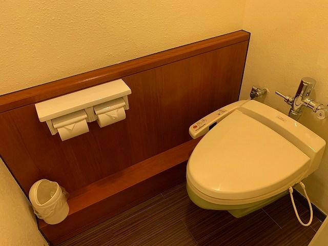かりゆしートイレ