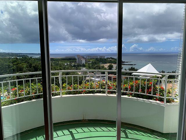 かりゆしー部屋からの眺望2